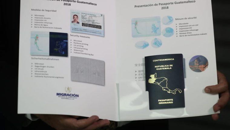 Solo una oferta se presentó para la licitación de 750 mil cartillas de pasaporte