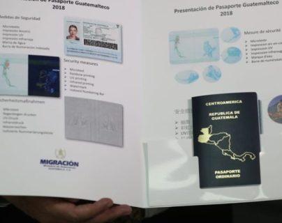 Autoridades del Instituto Guatemalteco de Migración implementarán el pasaporte electrónico a partir del 2021. (Foto HemerotecaPL)