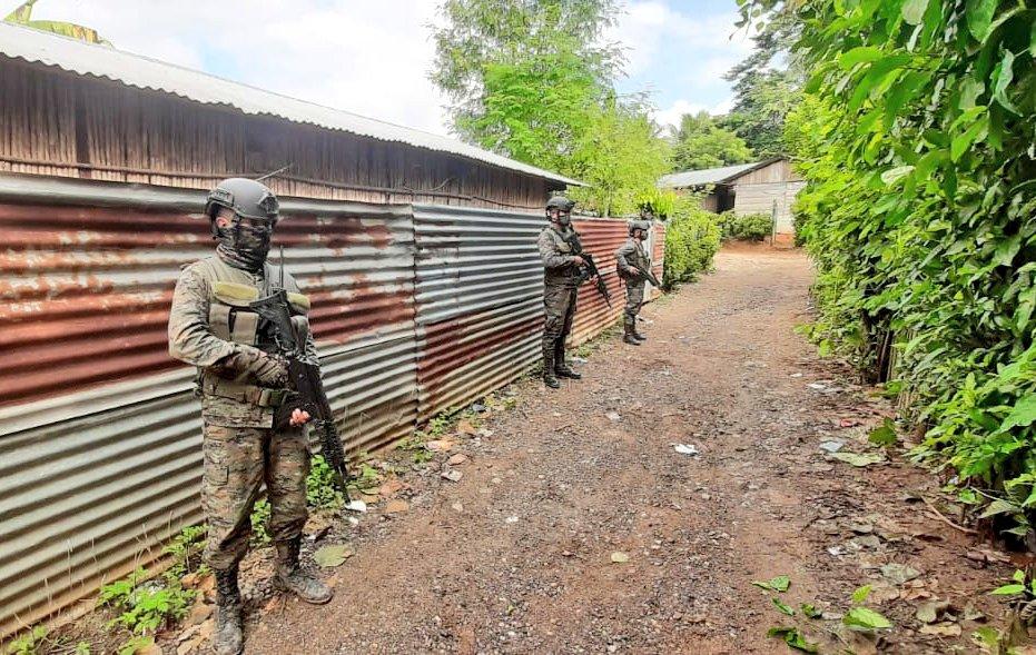 """Estados de Excepción: """"El costo beneficio utilizando la fuerza militar es demasiado alto"""""""