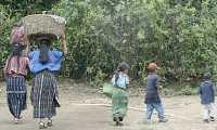 El racismo y la discriminación continúan afectando a los pueblos indígenas. Foto Prensa Libre: Hemeroteca PL
