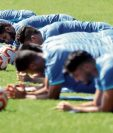 La Selección de Guatemala regresará en septiembre a trabajar. (Foto Prensa Libre: Hemeroteca PL)