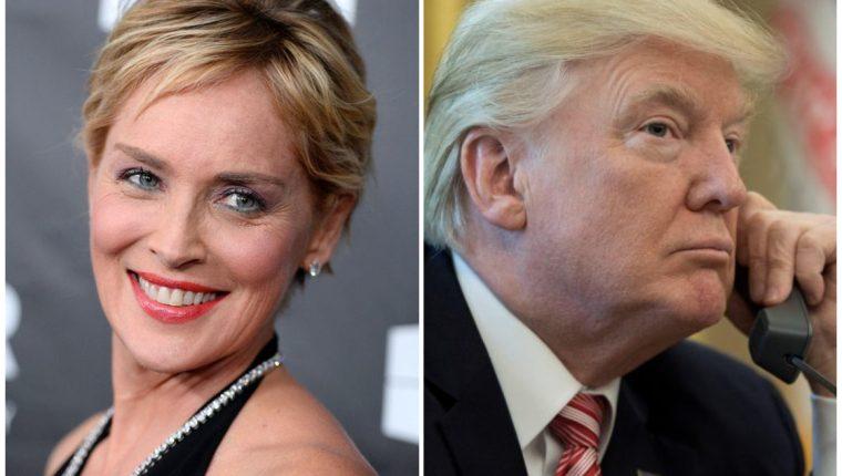 La actriz Sharon Stone hizo un llamado a sus seguidores para que participen en las elecciones presidenciales. (Foto HemerotecaPL)