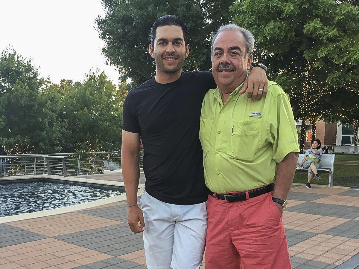Muere el doctor Luis Felipe, papá del golfista guatemalteco José Toledo