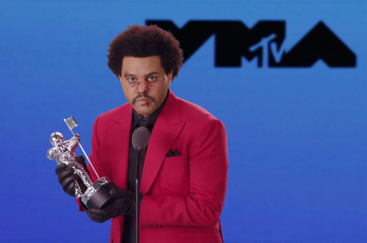 Lady Gaga brilla en los MTV VMA's y The Weekend gana el vídeo del año
