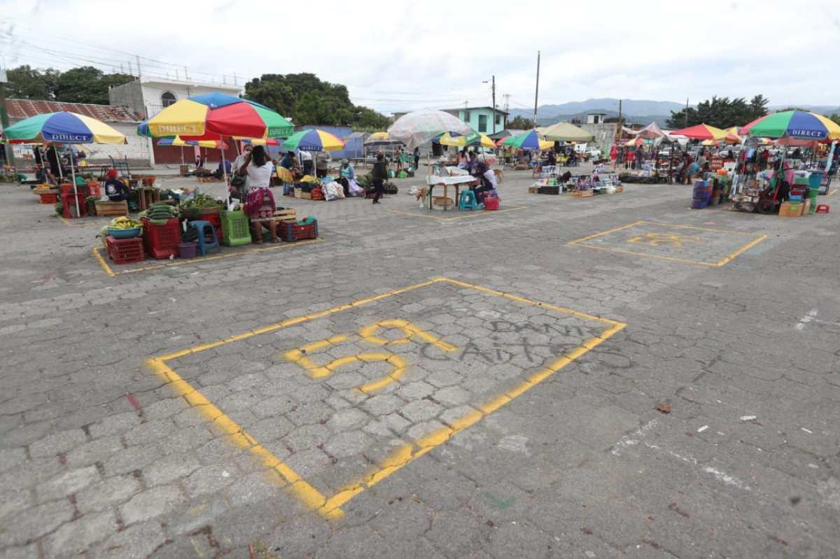 Jalapa, un departamento con pocos casos de covid-19 pero con pocas pruebas