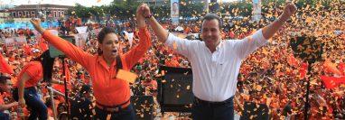 Alejandro Sinibaldi fue proclamado candidato a la Presidencia por el PP para los comicios de 2015. (Foto Prensa Libre: Hemeroteca PL)