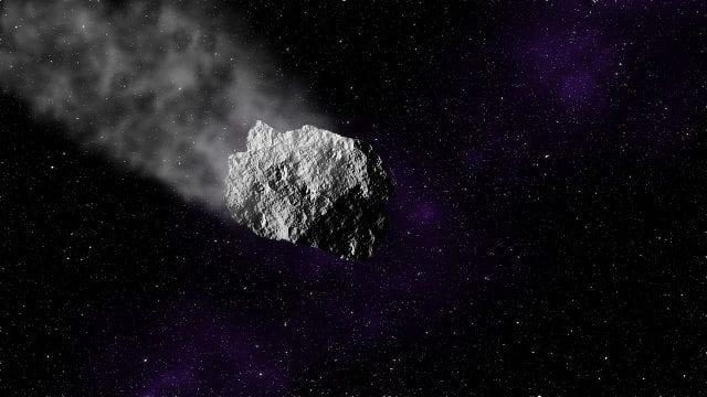 Este asteroide se acercó a la Tierra y la Nasa no lo detectó