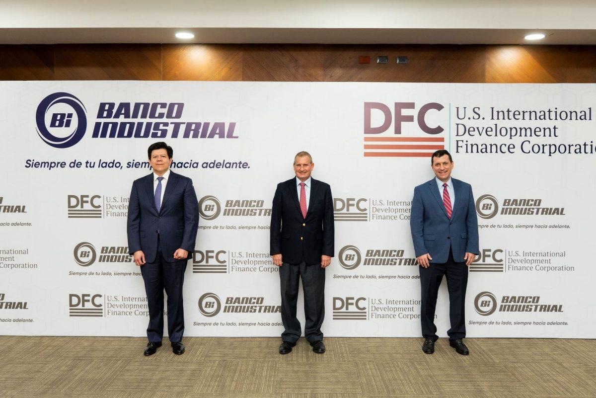 América Crece: Abren línea de crédito a Banco Industrial por US$200 millones para pymes