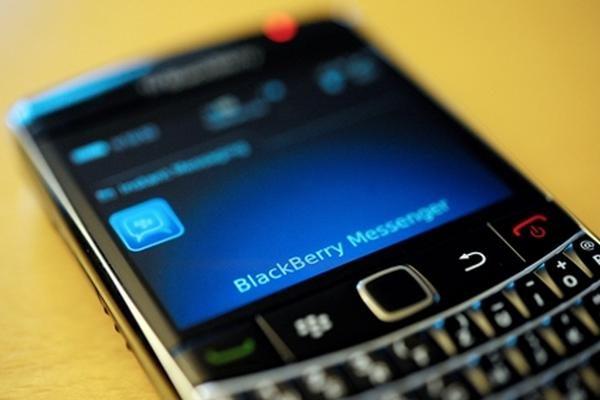 Vuelve el teclado clásico del teléfono móvil de BlackBerry