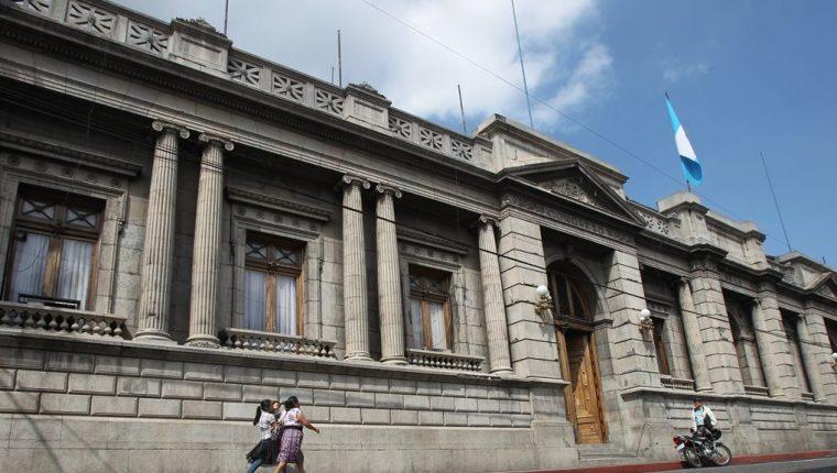 Sede del Congreso de la República. (Foto: Hemeroteca PL)