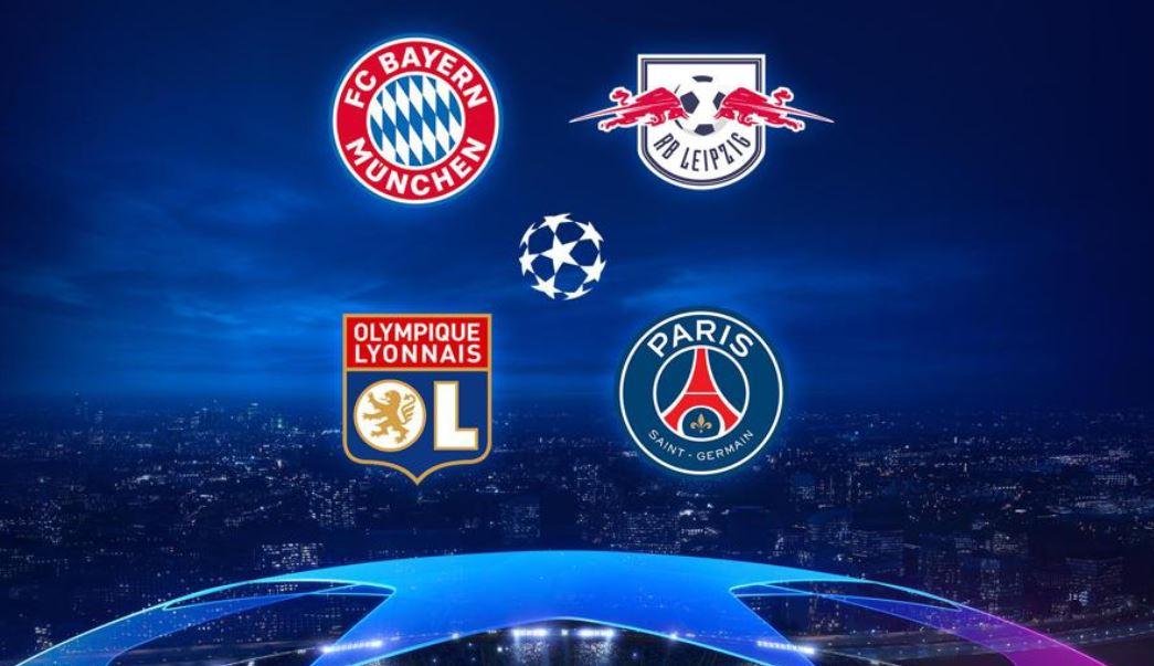 Se definen las llaves de semifinales de la Champions League