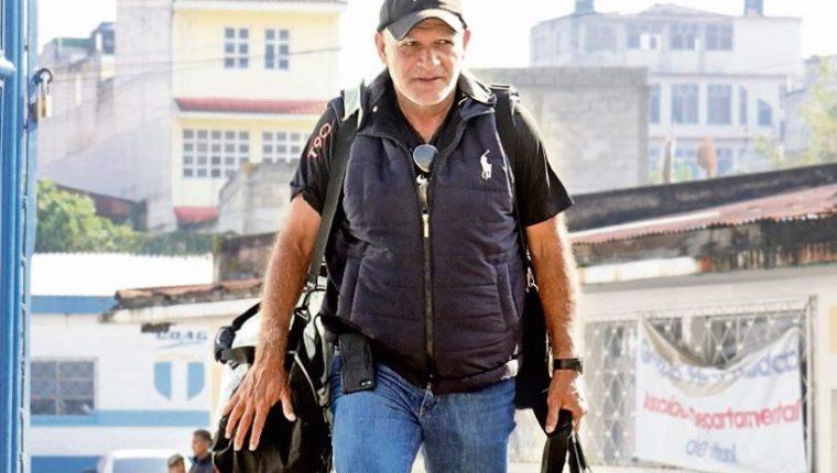 Wálter Claverí es uno de los entrenadores guatemaltecos que esperan tener una buena actuación, ahora al frente de Xelajú MC. (Hemeroteca PL).