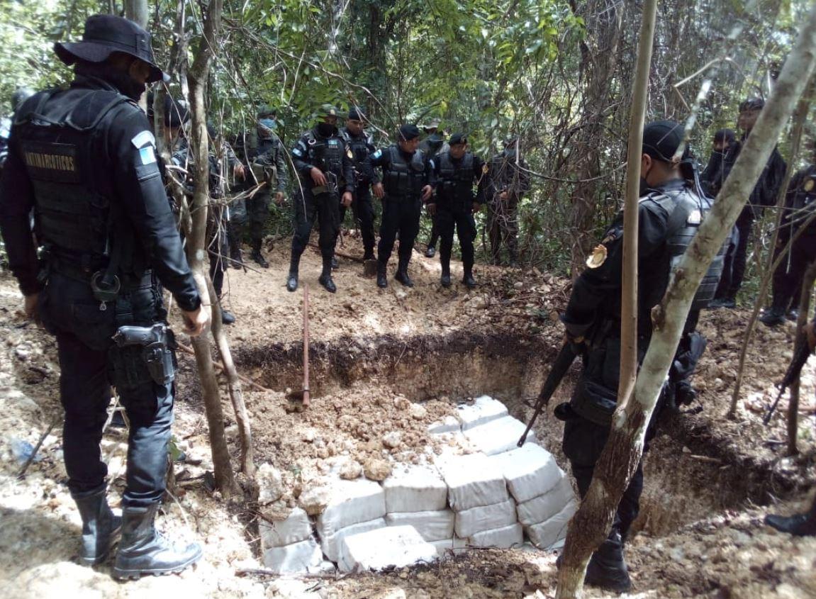 Colombia alertó a Guatemala de narcojet localizado en Petén, pero el destino era otro