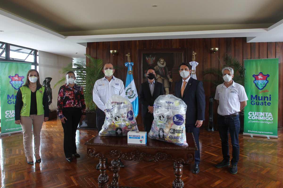 Corazones Solidarios entregó 180 mil raciones de alimentos para personas contagiadas de coronavirus