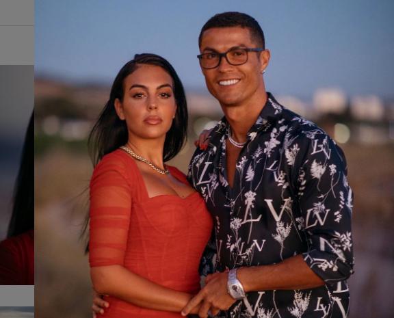 """El """"sí"""" de Georgina Rodríguez que ha levantado rumores de boda con Cristiano Ronaldo"""