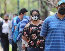 Un análisis econométrico proyecta un rebrote de covid-19 en Guatemala a partir de septiembre. (Foto Prensa Libre: Hemeroteca PL)
