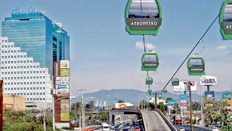 Así quedaría el Aerometro, según la comuna capitalina. (Foto: Hemeroteca PL)