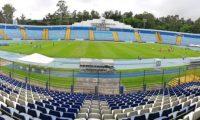 El Doroteo Guamuch Flores es el escenario para las llaves de ascenso a la Liga Nacional. (Foto Prensa Libre: Norvin Mendoza)