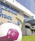 Fedefut Federación Nacional Futbol Guatemala