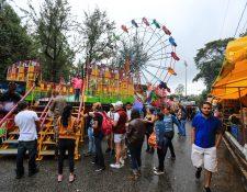 """Con el lema """"Feria de Jocotenango en Casa"""" se celebrará en la capital la primera edición virtual de este acontecimiento. (Foto Prensa Libre: Hemeroteca PL)"""
