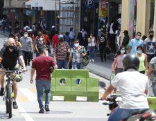 Guatemala supera los 53 mil casos y 2 mil muertos por coronavirus. (Foto Prensa Libre: Hemeroteca PL)