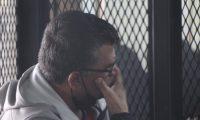 Arnoldo Medrano, exalcalde de Chinautla culpable de corrupción. (Foto Prensa Libre: Miriam Figueroa)