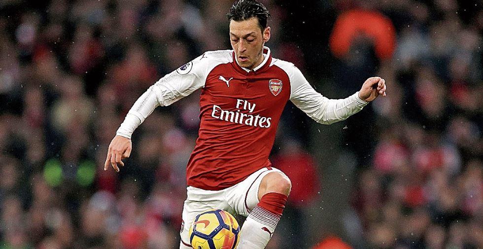 Mesut Özil, de ser la joya alemana del Real Madrid a sus conflictos con el Arsenal por no jugar