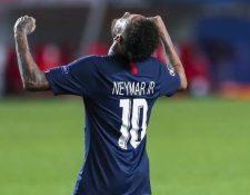 El brasileño Neymar es parte de la nueva imagen de la marca deportiva Puma. (Foto Prensa Libre: EFE)