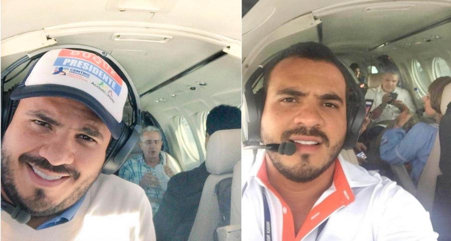 ¿Piloto colombiano que movilizó a Uribe y a Duque murió en Guatemala transportando cocaína? Esto es lo que se sabe