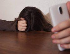 Muchos niños y adolescentes han sido hostigados en redes sociales por redes de pedófilos. (Foto Prensa Libre: Hemeroteca)