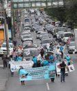 Nuevas demandas salariales del sector público por medio de pactos colectivos o negociaciones podrían presentarse en 2021, según la apreciación de analistas. (Foto Prensa Libre: Hemeroteca)