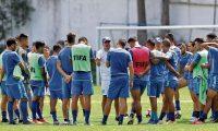 Los planes de la Selección quedan, por ahora, en suspenso. (Foto Prensa Libre: Hemeroteca PL)