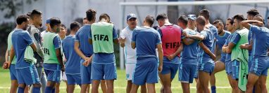 La Selección de Guatemala deberá prepararse en las próximas semanas. (Foto Prensa Libre: Hemeroteca PL)