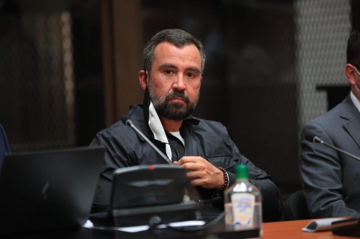 Audiencia de Alejandro Sinibaldi se aplaza y el juez explica por qué el abogado se lo solicitó