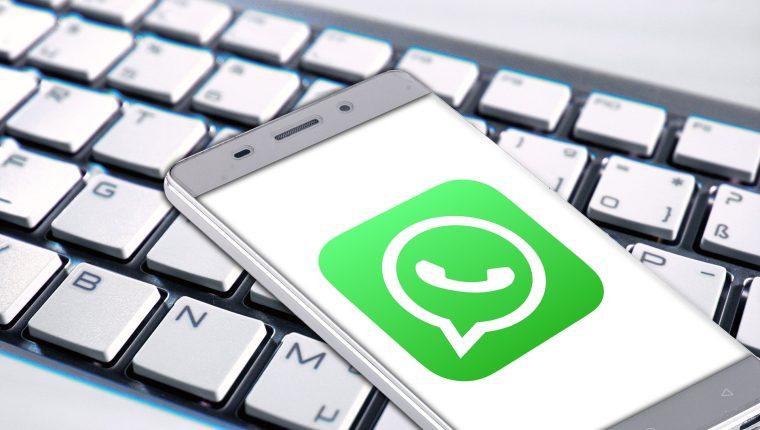 Especialistas  afirman que WhatsApp permitirá utilizar la misma cuenta en cuatro dispositivos de forma simultánea. (Foto Prensa Libre: Pixabay)
