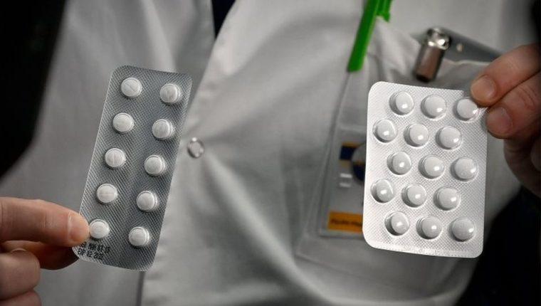 La hidroxicloroquina es tan efectiva como un placebo para prevenir el covid-19
