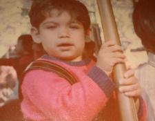 Jorge Elkin, quien ahora tiene 44 años, no sabía que era adoptado y acabó descrubiendo que tenía un hermano mellizo.