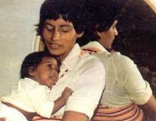 João Ernesto Van Dunem tenía 3 meses cuando sus padres desaparecieron.
