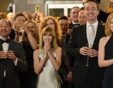 """""""Succession"""" (HBO) se llevó el gran premio de la noche a la mejor serie dramática."""