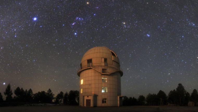 Los observatorios nos ayudan a develar los misterios del universo.