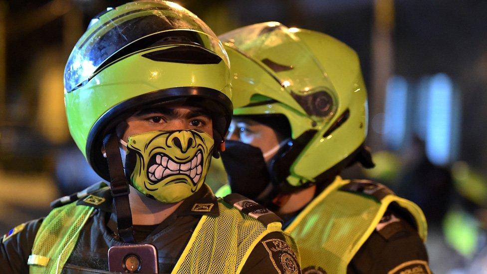 Policía en Colombia: por qué es militar y no civil (y qué tiene que ver con las demandas de las protestas)
