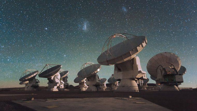 La señal de fosfina fue confirmada por el telescopio Atacama Large Millimeter/submillimeter Array en Chile.