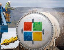 Después de dos años en el fondo del mar, reaparece el experimento de Microsoft