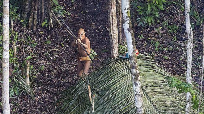 Existen tribus que no tienen mayor contacto con el exterior durante generaciones. Ricardo Stuckert