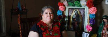 Hilda Robles comenzó una tanda para superar sus propios problemas financieros.