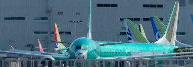 El Boeing 737 MAX no despega desde marzo de 2019.