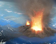 """Este episodio desencadenó la """"era de los dinosaurios"""", que duró 165 millones de años más."""