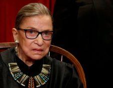 RGB era la jueza más veterana del máximo tribunal de Estados Unidos. REUTERS
