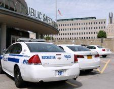 La policía de Rochester dijo que el tiroteo se produjo durante una fiesta ilegal en Rochester.