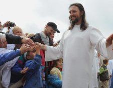 Sergei Torop había atraído miles de seguidores (imagen de 2009).